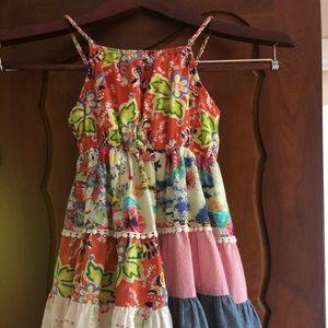 Cutey Couture Girls Dress